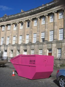 skips at royal crescent